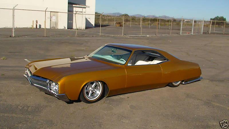 Buick 1964 - 1972 custom & mild custom 79104510