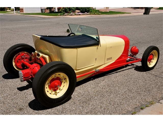 Ford T hot rod (1908 - 1927) - T rod 7_bmp10