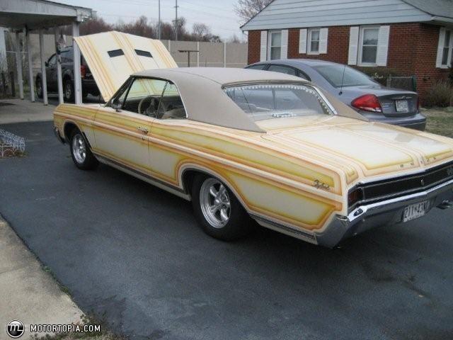 Buick 1964 - 1972 custom & mild custom 82812910