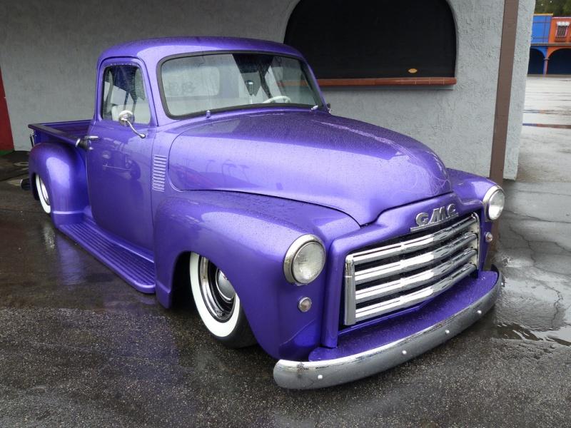 GMC Pick up 1948 - 54 custom & mild custom 84497110