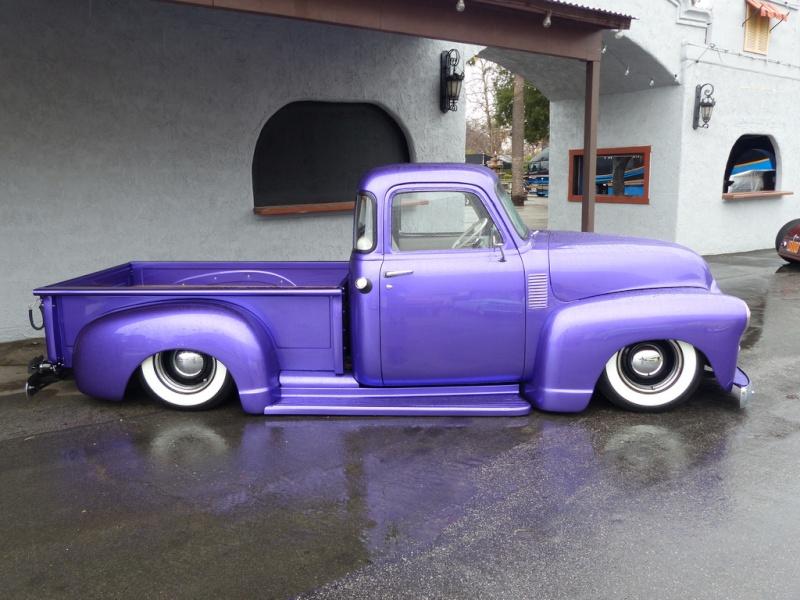 GMC Pick up 1948 - 54 custom & mild custom 84497111