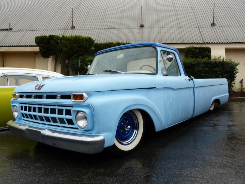 Ford Pick up 1958 - 1966 custom & mild custom 84507810