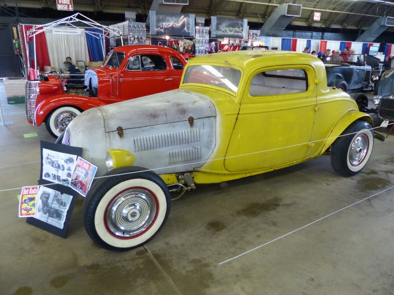 1933 - 34 Ford Hot Rod 84532410