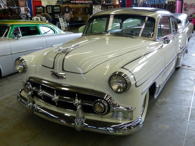 Chevy 1953 - 1954 custom & mild custom galerie - Page 4 84538410