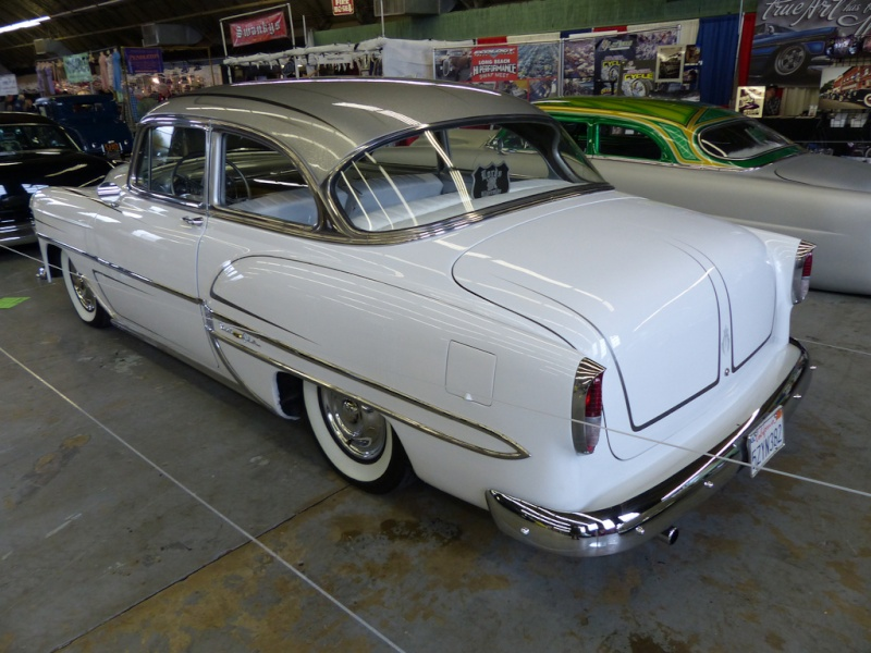 Chevy 1953 - 1954 custom & mild custom galerie - Page 4 84538412