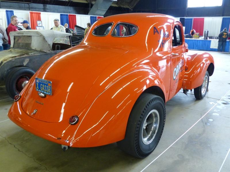Willys 1940- 41 gasser 84550213