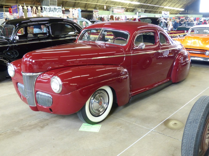 Ford & Mercury 1941 - 1948 customs & mild custom 84550510