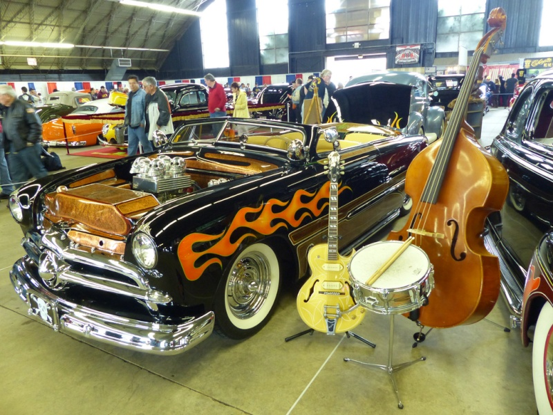 Ford 1949 - 50 - 51 (shoebox) custom & mild custom galerie - Page 4 84561910