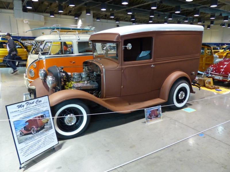 Woody & Surf wagon 84629310