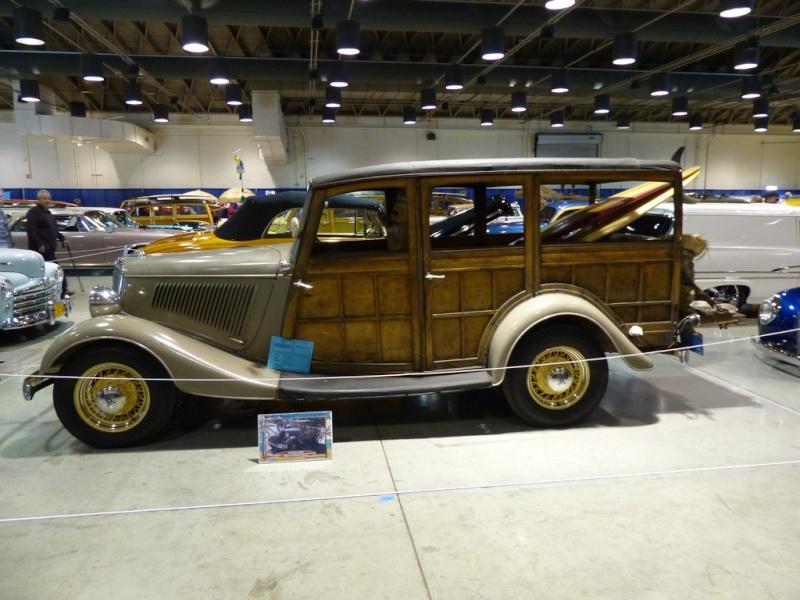 Woody & Surf wagon 84629510
