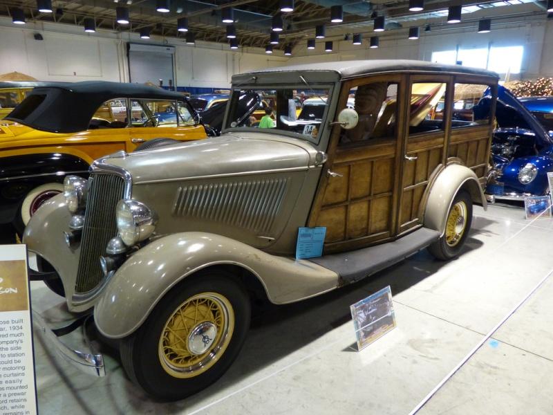 Woody & Surf wagon 84640510