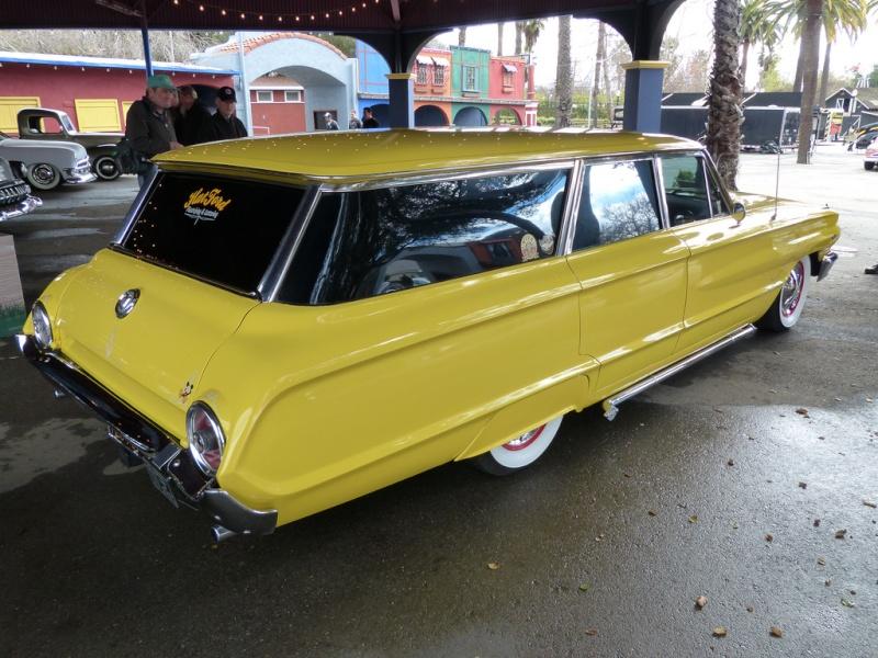 Ford 1961 - 1964 custom and mild custom 84670413