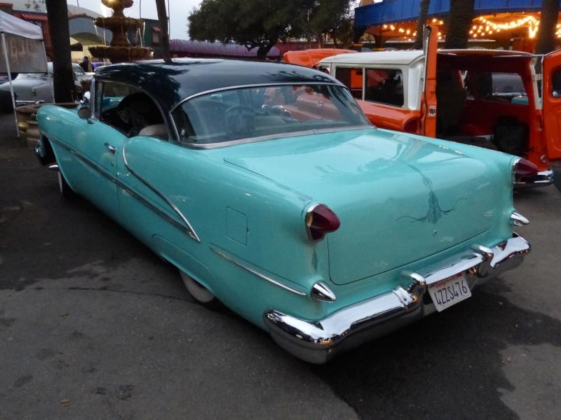 Oldsmobile 1955 - 1956 - 1957 custom & mild custom 85427710