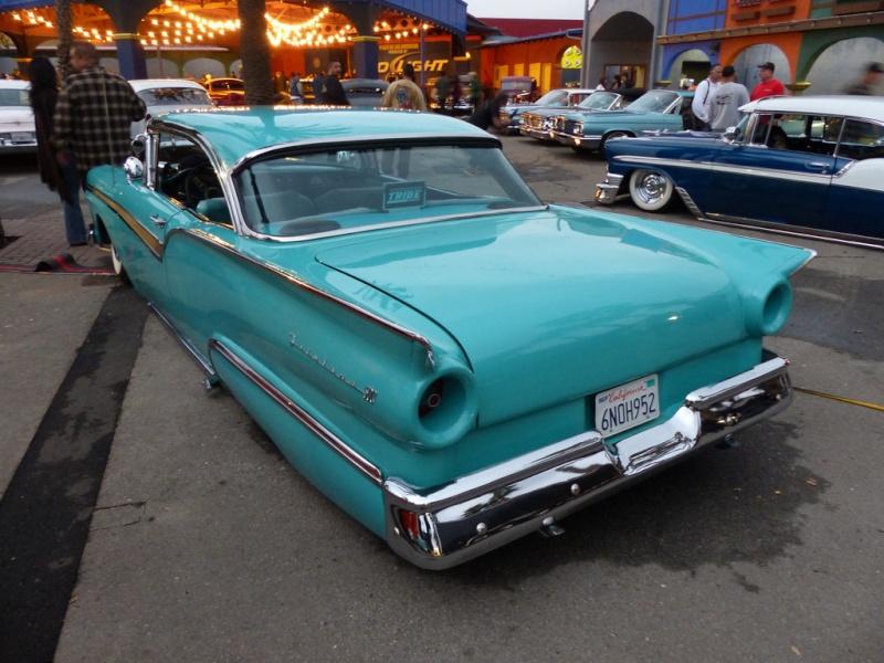 Ford 1957 & 1958 custom & mild custom  85428211