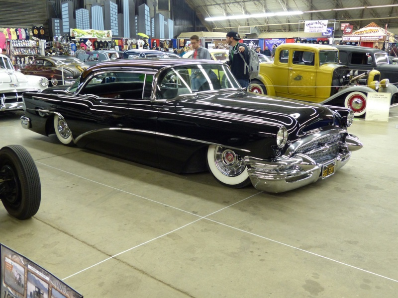 Buick 1955 - 57 custom & mild custom 85430410