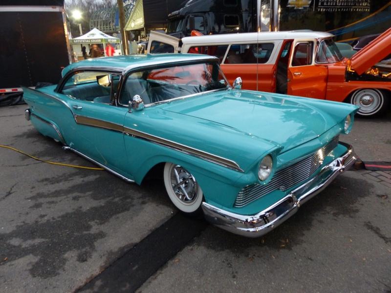 Ford 1957 & 1958 custom & mild custom  85439111