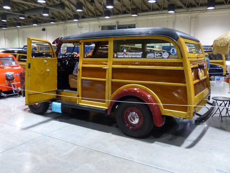 Woody & Surf wagon 85527711