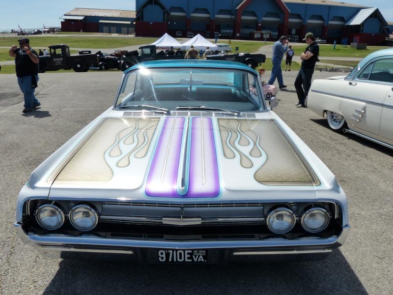 Oldsmobile 1961 - 1964 custom & mild custom 86481110