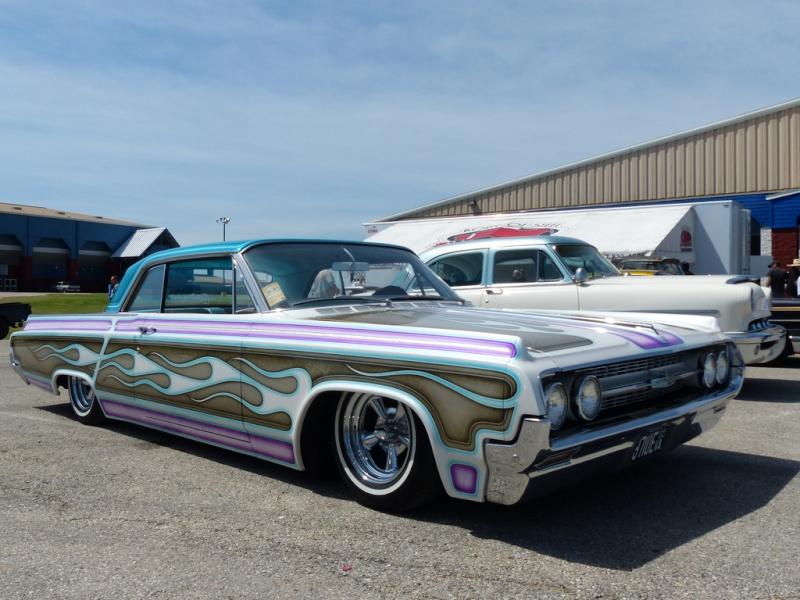 Oldsmobile 1961 - 1964 custom & mild custom 86481114
