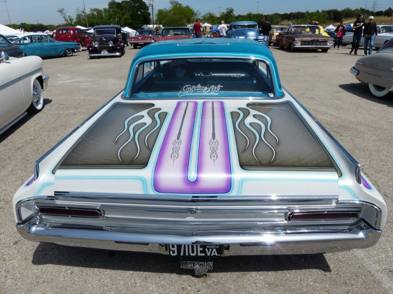 Oldsmobile 1961 - 1964 custom & mild custom 86492110