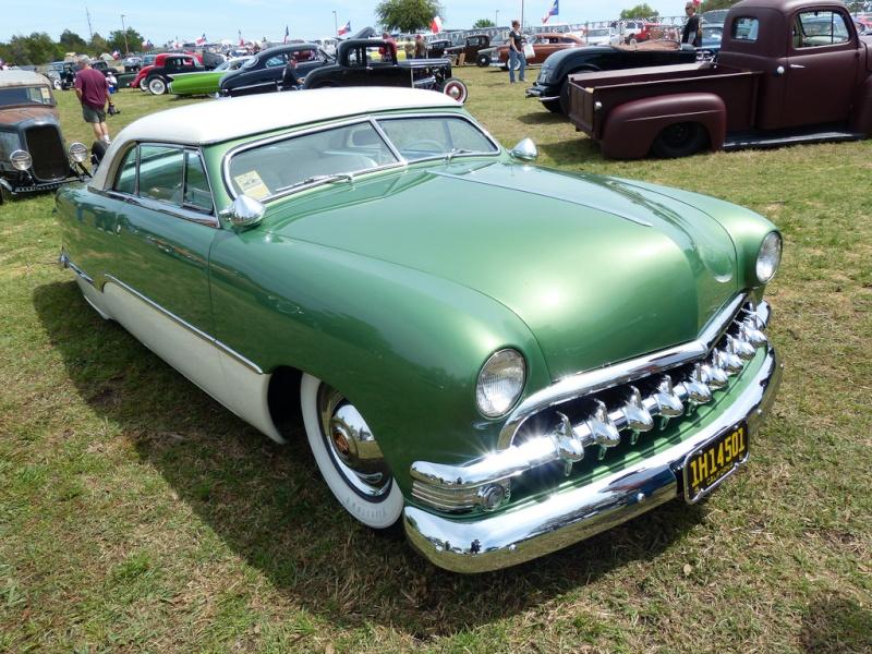 Ford 1949 - 50 - 51 (shoebox) custom & mild custom galerie - Page 6 86623510
