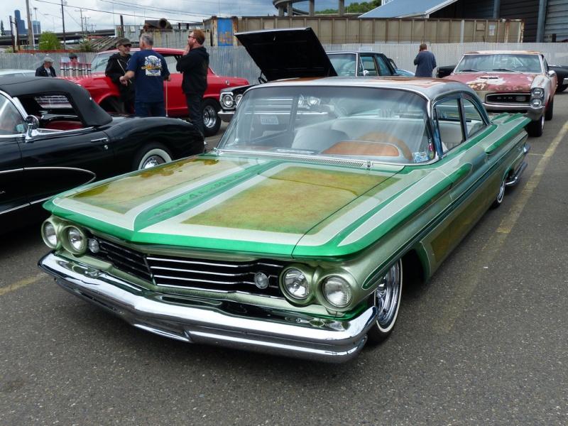 Pontiac 1959 - 62 custom & mild custom 87650610