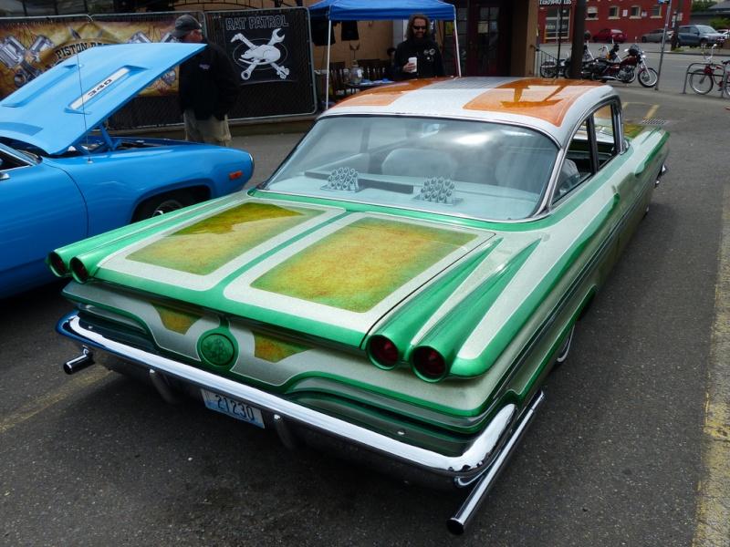 Pontiac 1959 - 62 custom & mild custom 87650612