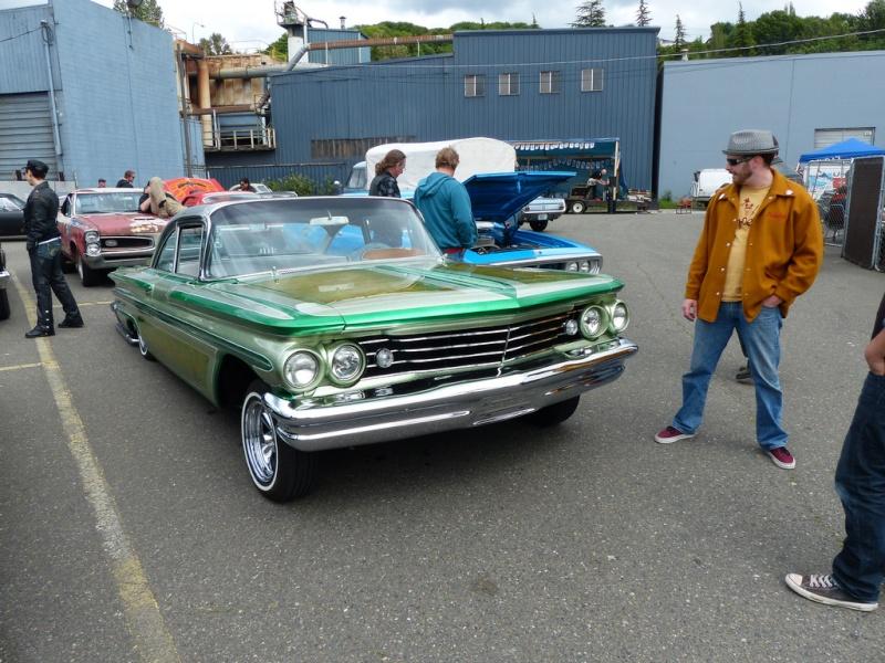 Pontiac 1959 - 62 custom & mild custom 87651010