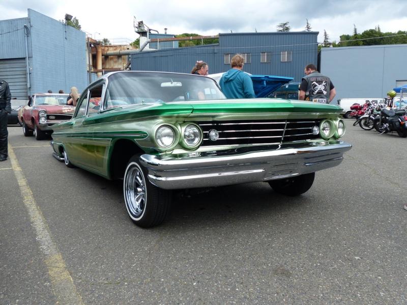 Pontiac 1959 - 62 custom & mild custom 87651011