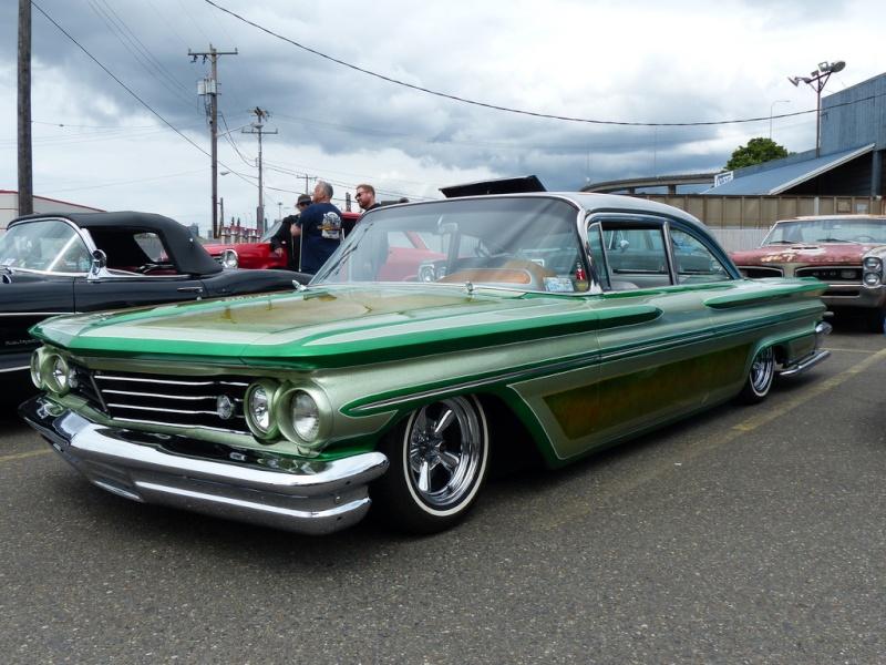 Pontiac 1959 - 62 custom & mild custom 87678210