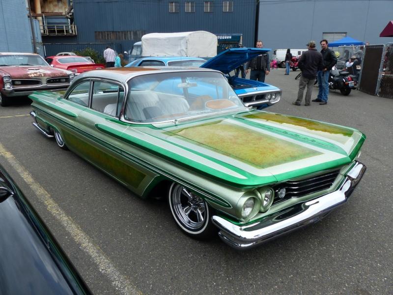 Pontiac 1959 - 62 custom & mild custom 87678211