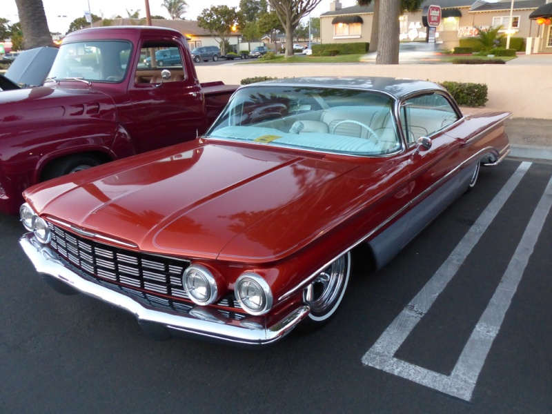 Oldsmobile 1958 - 1960 custom & mild custom 89027712
