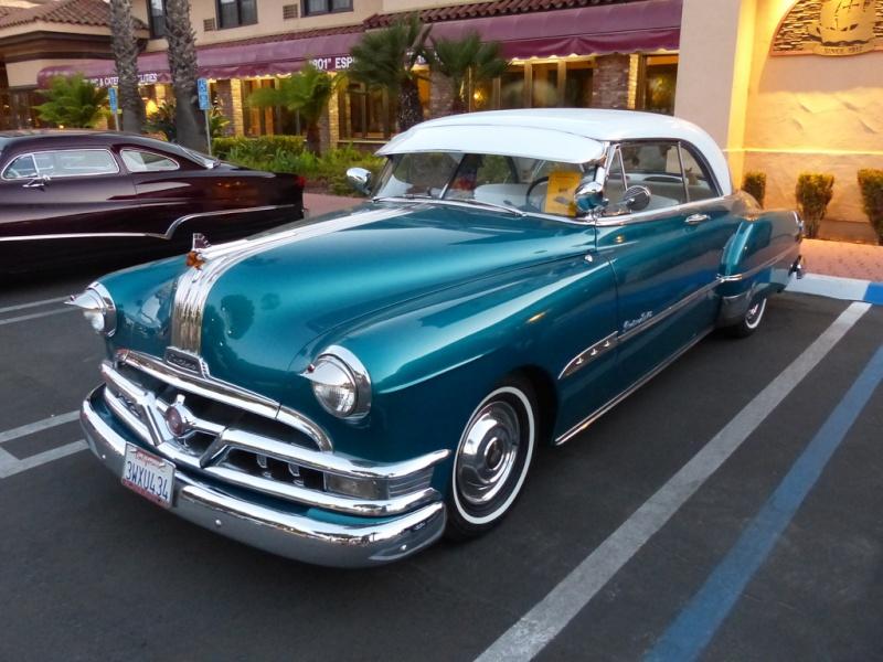 Pontiac 1949 - 54 custom & mild custom 89028510