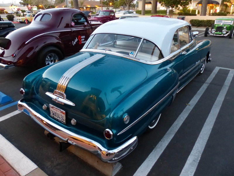Pontiac 1949 - 54 custom & mild custom 89028511