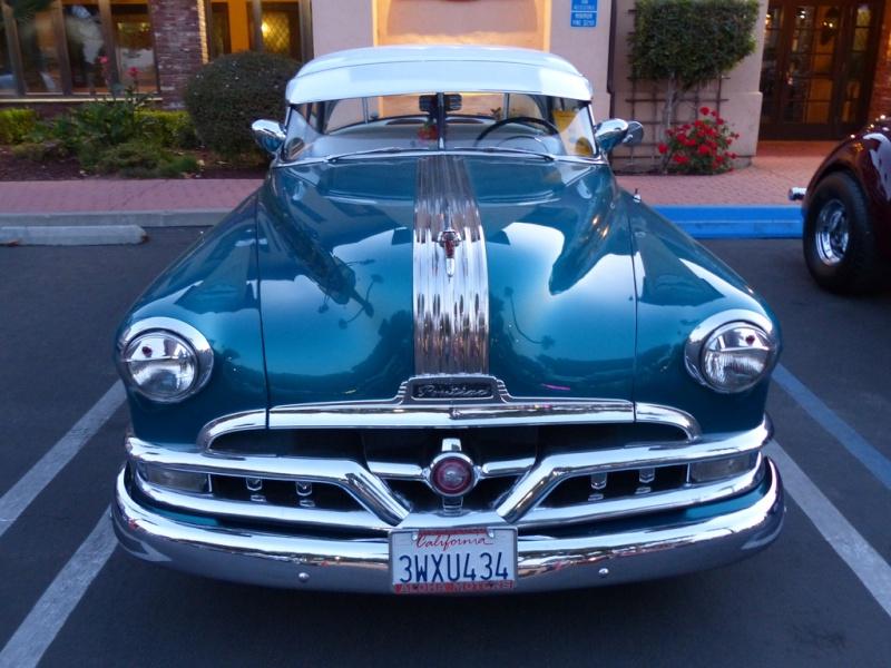 Pontiac 1949 - 54 custom & mild custom 89034710
