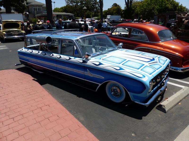 Ford 1961 - 1964 custom and mild custom 89191810