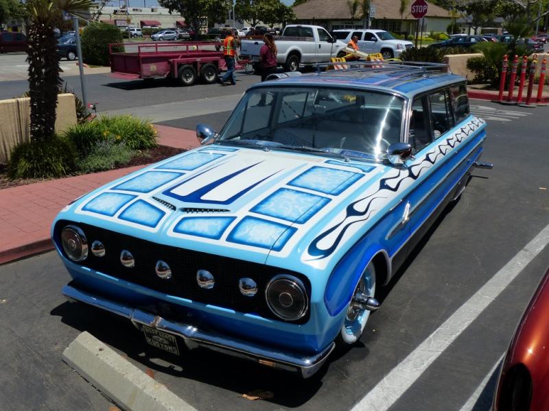 Ford 1961 - 1964 custom and mild custom 89198011