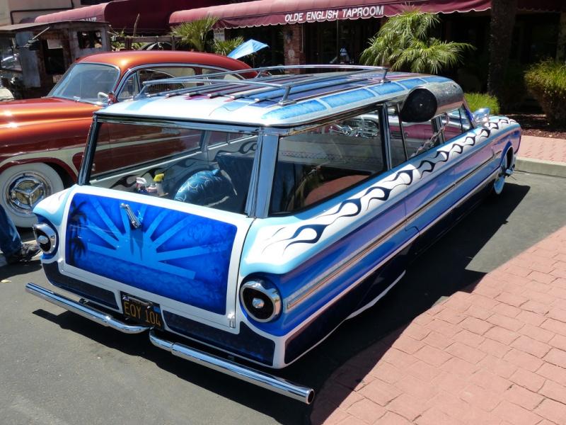 Ford 1961 - 1964 custom and mild custom 89198012