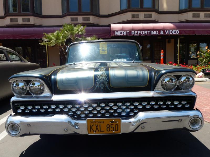 Ford 1959 custom & mild custom 89242310