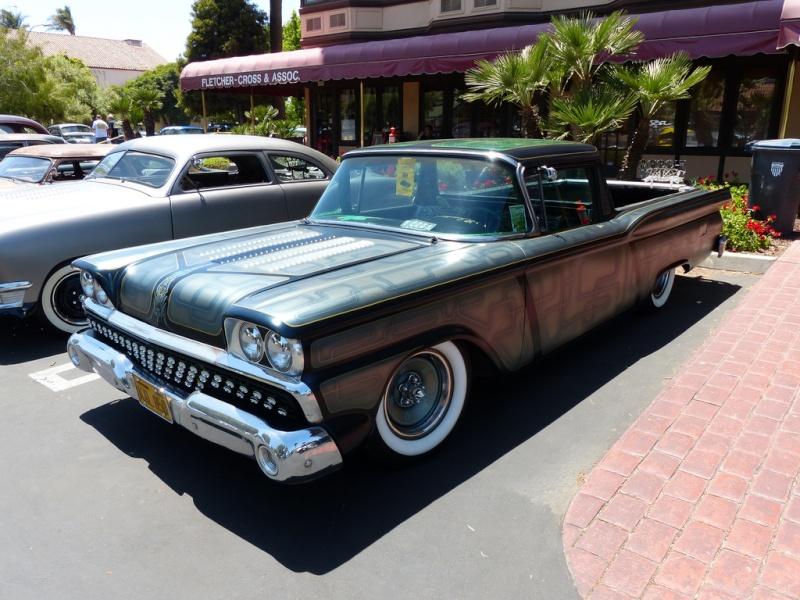 Ford 1959 custom & mild custom 89242311