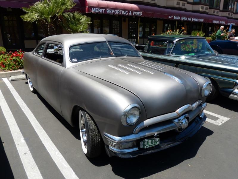 Ford 1949 - 50 - 51 (shoebox) custom & mild custom galerie - Page 5 89243011