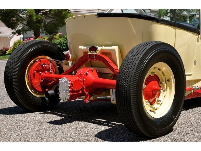 Ford T hot rod (1908 - 1927) - T rod 8_bmp10