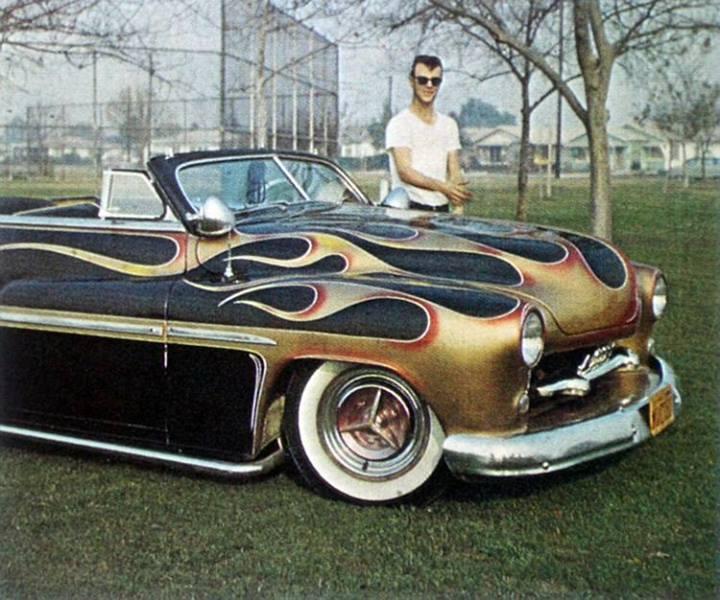 Mercury 1949 - 51  custom & mild custom galerie - Page 4 93623810