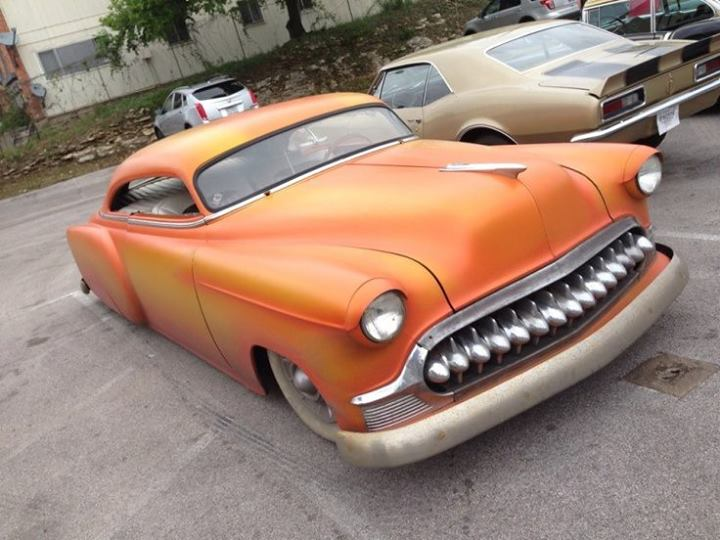 Chevy 1953 - 1954 custom & mild custom galerie 94423410