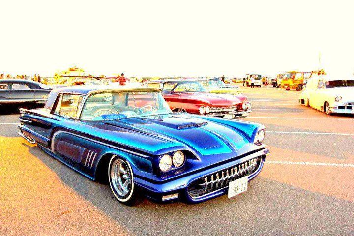 Ford Thunderbird 1958 - 1960 custom & mild custom 94623410