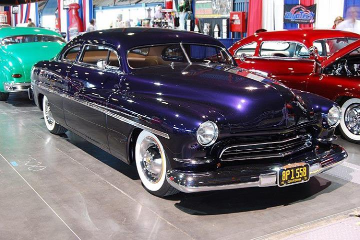 1951 Mercury - Ken Stuart - Dick Dean 97052810