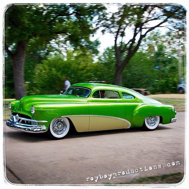 Pontiac 1949 - 54 custom & mild custom 97152310