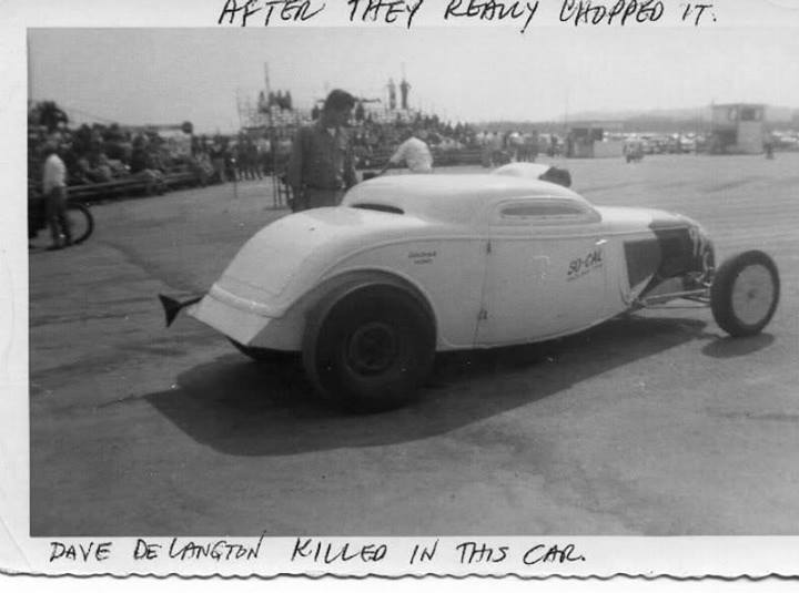 1950's & 1960's hot rod & dragster race 99571510