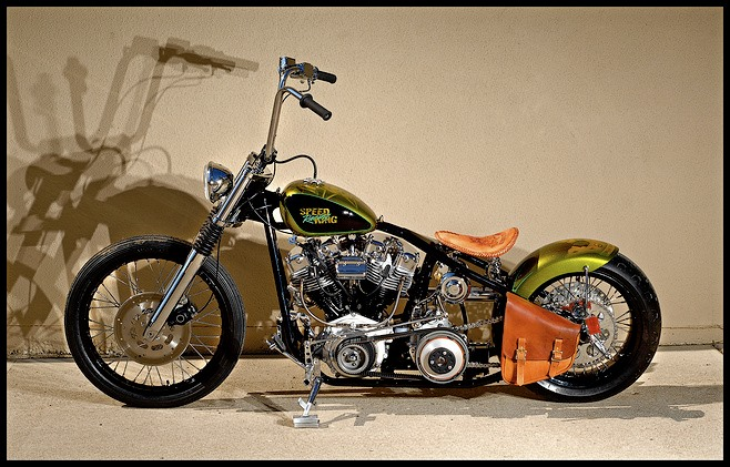 Bobbers & Bobbers choppers 99832410