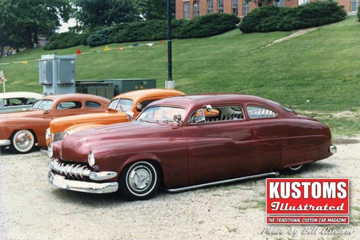 Mercury 1949 - 51  custom & mild custom galerie - Page 4 99865510